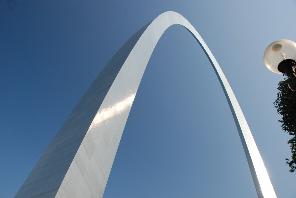 St. Louis Arch - Model of perfection