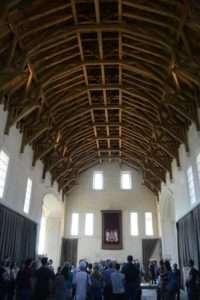 Photo of the Great Hall at Stirling Castle