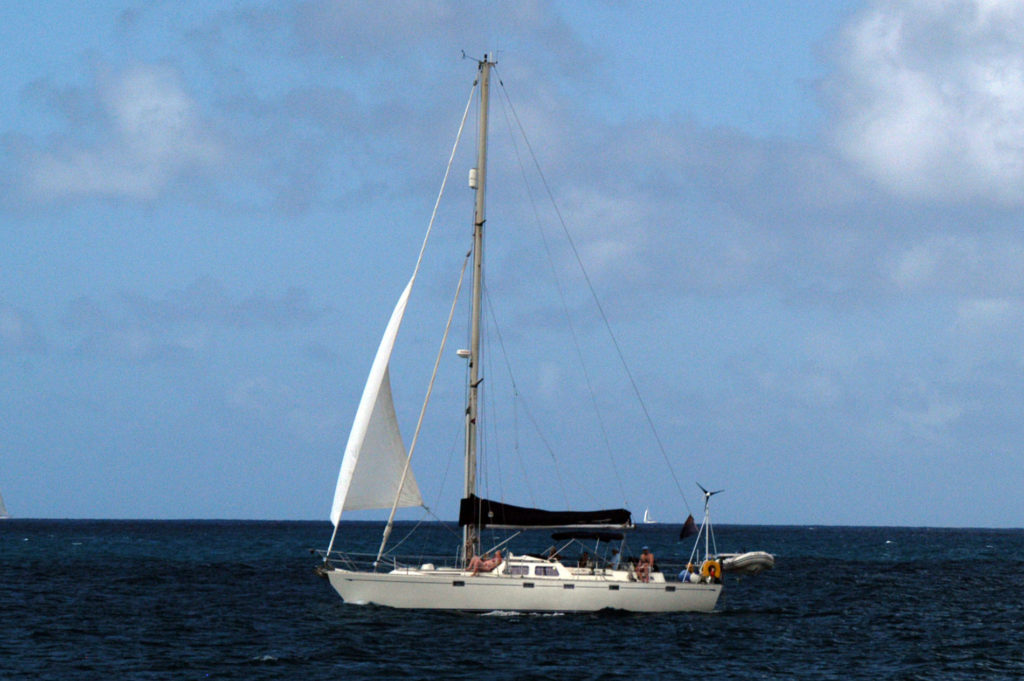 Photo of sailboat