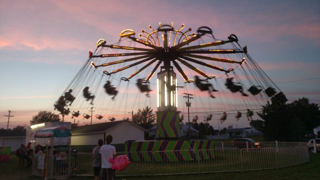 County Fair ride.