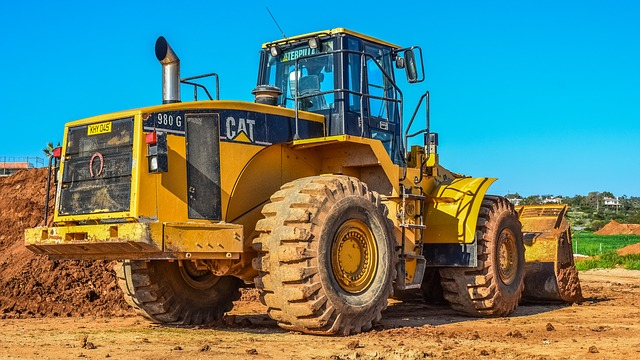 Image of bulldozer